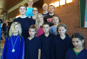 Mannschaft in Cuxhaven
