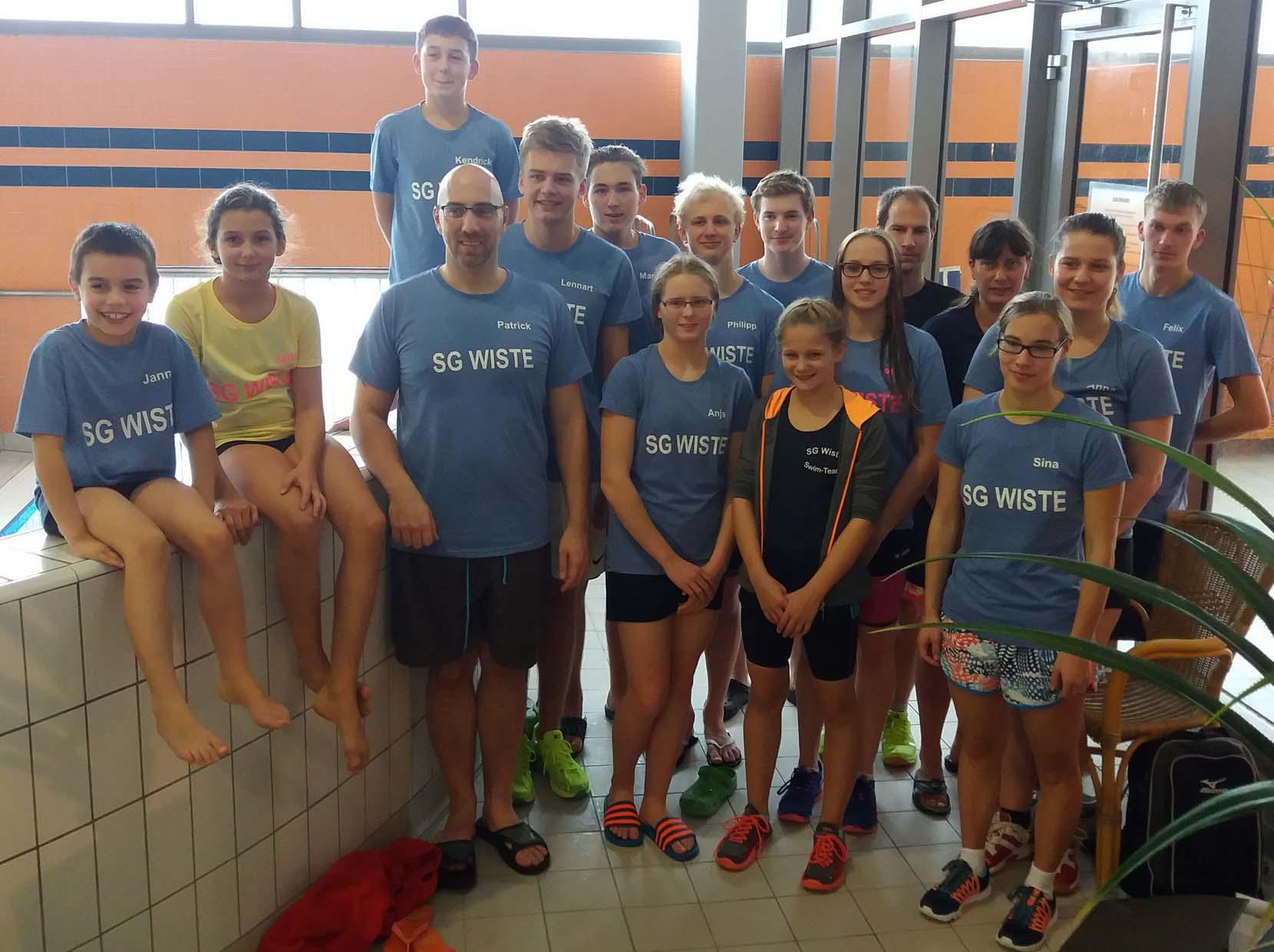 Open-End-Schwimmen in Heide /Holstein - Winsener ...
